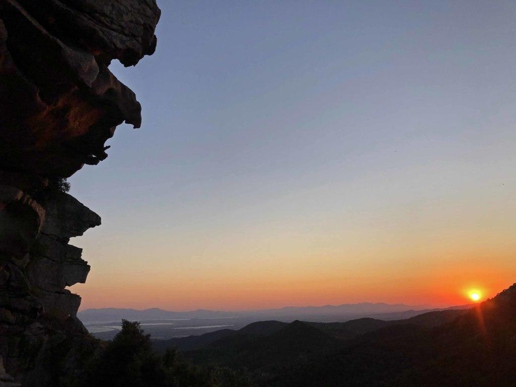 tramonto a Montezuma